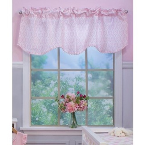 Trend Lab Paisley Park Window Curtain Valance