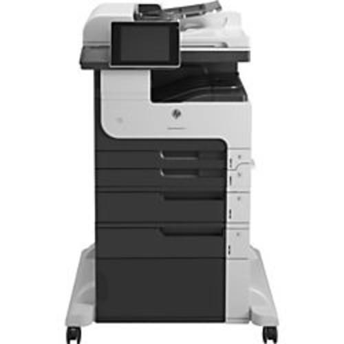 HP LaserJet M725F Laser All-In-One Printer, Copier, Scanner, Fax