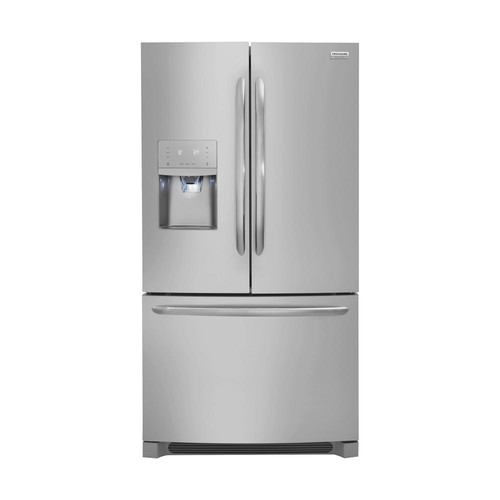 Frigidaire Gallery 26.8 cu. ft. French Door Refrigerator in Smudge-Proof Stainless Steel