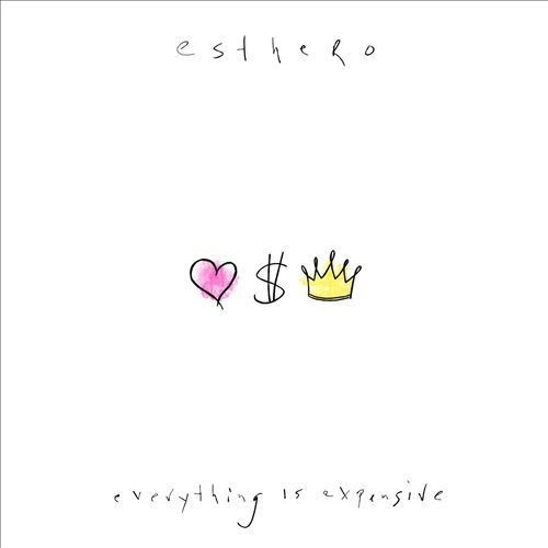 Everything Is Expensive [CD]