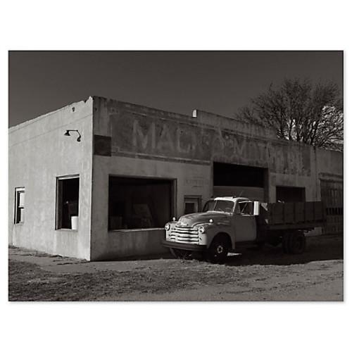 Drew Doggett, Mack's Motor Co