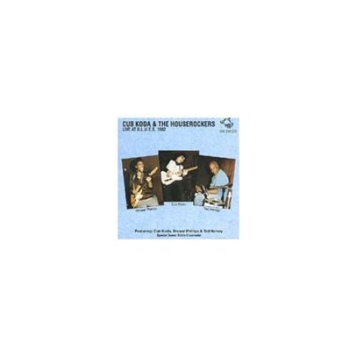 Live At Blues 1982 (Live) - WLF120290
