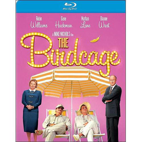 The Birdcage (Blu-ray) (Widescreen)