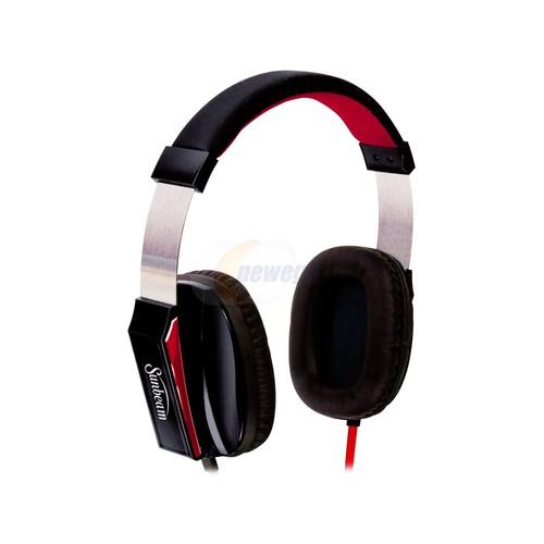 Sunbeam SBH-2013 Stereo Big Bass Headphones with Microphone