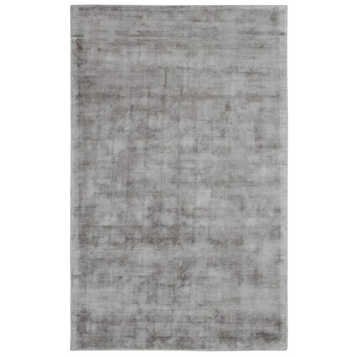 Berlin Distressed Rug in Dove Grey design by Classic Home - 2 x 3