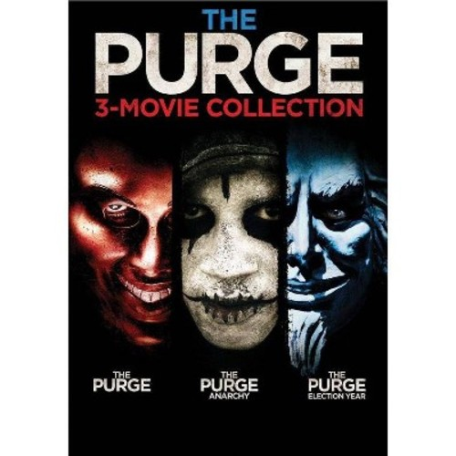 Purge:3 Movie Collection (DVD)