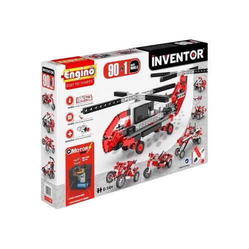 Engino - INVENTOR 90-in-1 Models Motorized Set