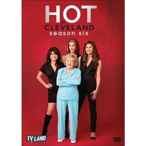 Hot in Cleveland: Season Six [3 Discs] [DVD]