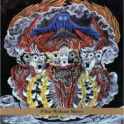 Pillar Without Mercy [CD]
