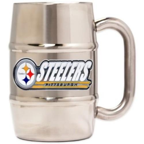 NFL Pittsburgh Steelers Barrel Mug