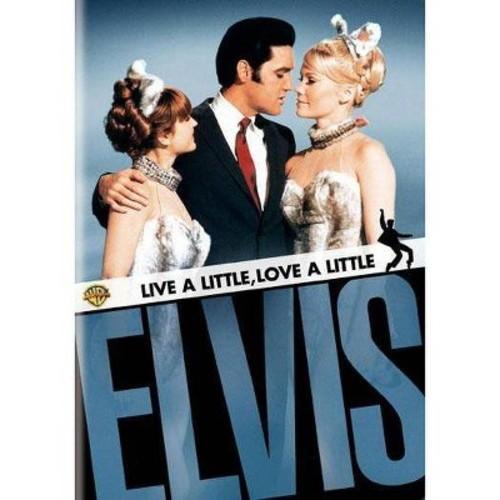 Live a Little, Love a Little (DVD)