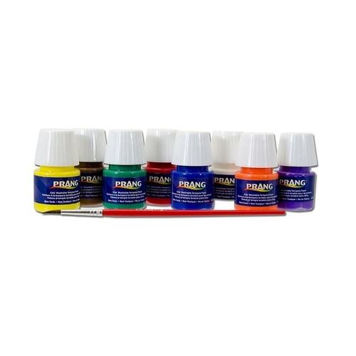 Dixon Ticonderoga Company Paint Supplies Prang Washable Paint 8 Color Set