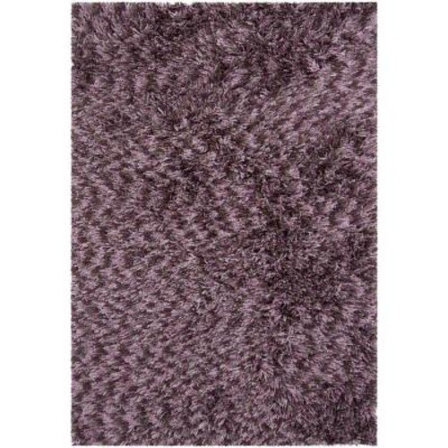 Chandra Vienna Grey/Purple/Pink 7 ft. 9 in. x 10 ft. 6 in. Indoor Area Rug