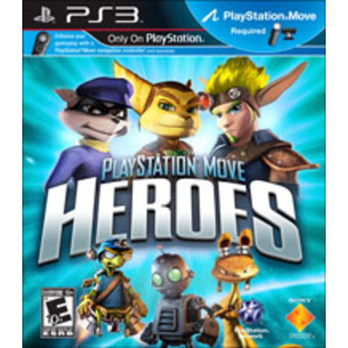 Sony Computer Entertainment PlayStation Move Heroes [Digital]