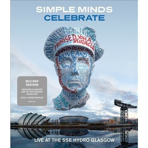 Celebrate: Live from the SSE Hydro Glasgow [Blu-Ray Disc]