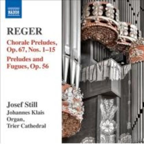 Reger: Organ Works, Vol. 14 [CD]