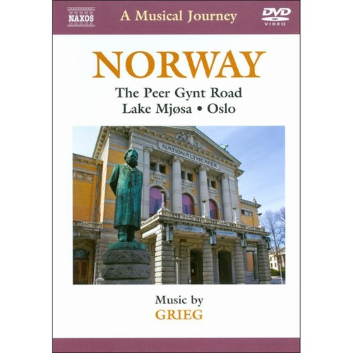 A Musical Journey: Norway [DVD]