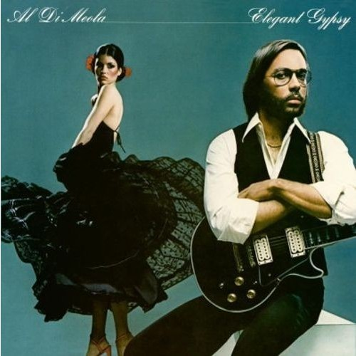 Elegant Gypsy [LP] - VINYL