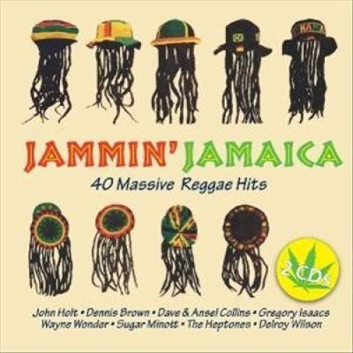 Jammin' Jamaica [CD]