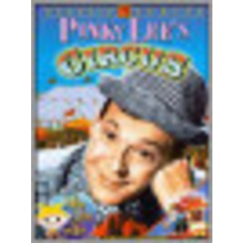 The Pinky Lee's Circus With Winky Dink and You [DVD]
