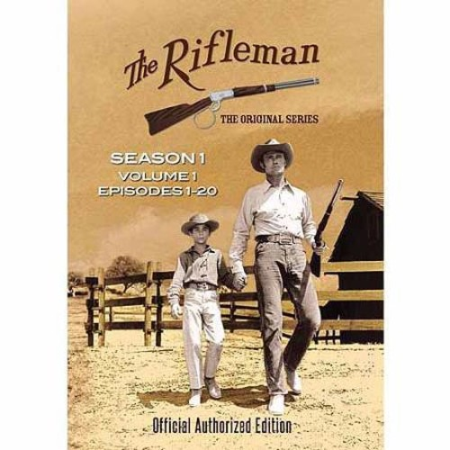 The Rifleman: Season 1 - Volume 1
