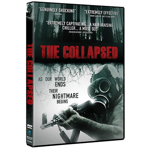 The Collapsed [DVD] [2011]