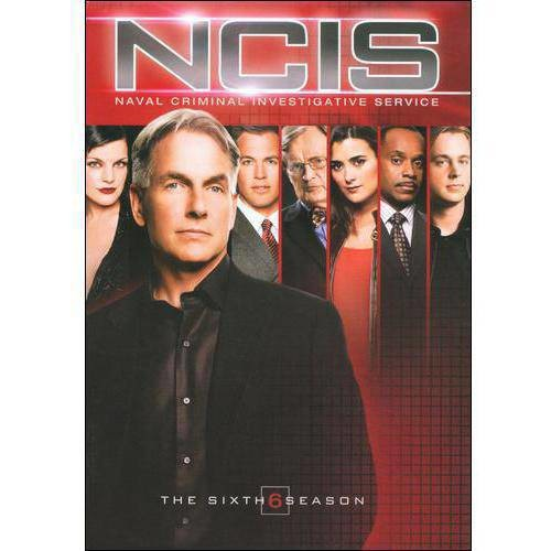 UNIVERSAL STUDIOS HOME ENTERT. NCIS: The Sixth Season