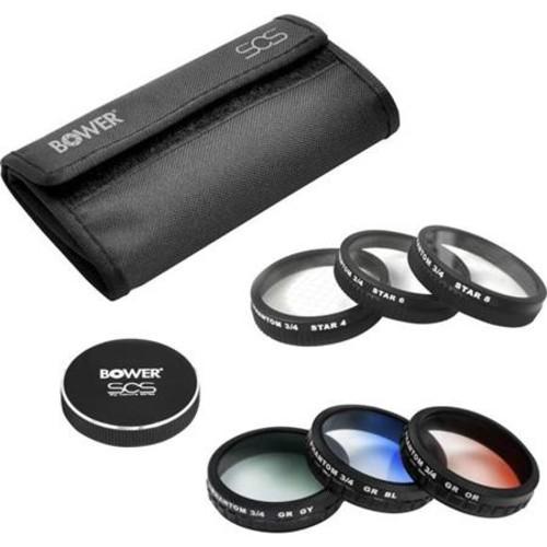 Bower Sky Capture Series SCS-FK8SEPH Special Effects Filter Kit SCS-FK8SEPH