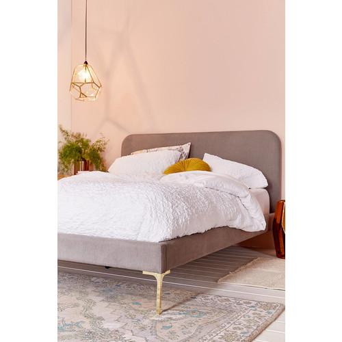 Agnes Upholstered Bed [REGULAR]