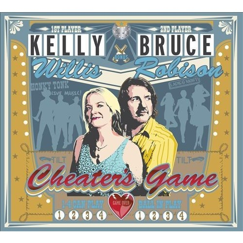 Cheater's Game CD (2013)