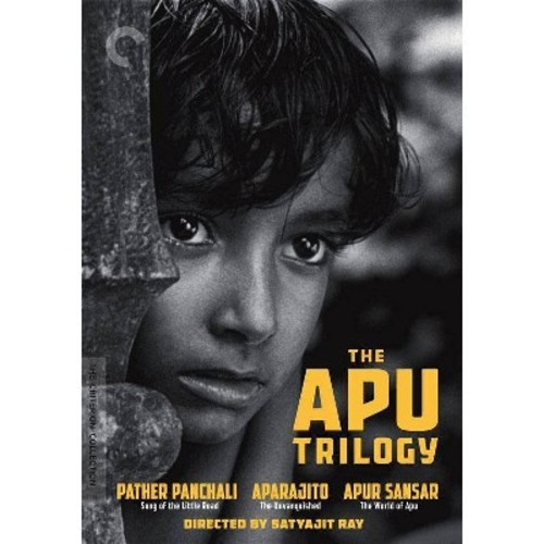 The Apu Trilogy [Criterion Collection] [3 Discs] [DVD]