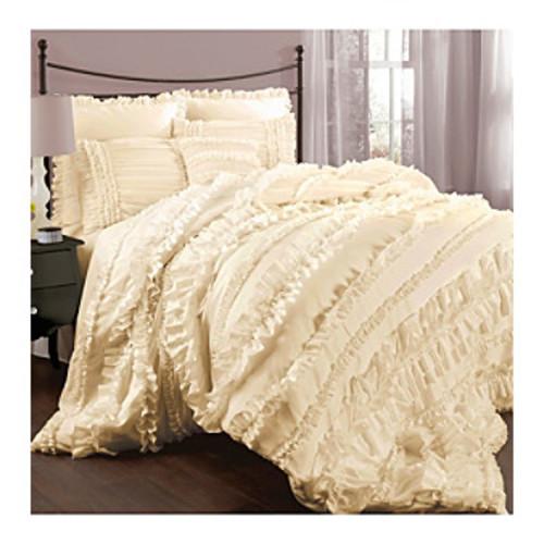 Belle 4-pc. Comforter Set by Lush Decor