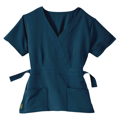 Park Ave Scrub Top
