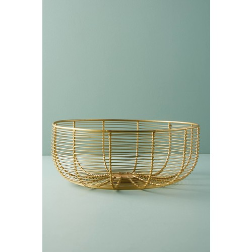 Anthropologie Wired Basket [REGULAR]