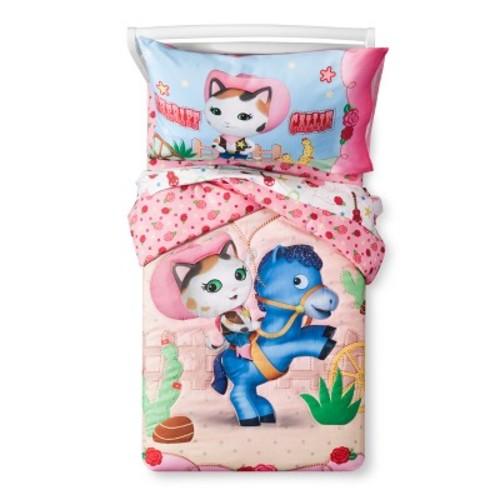 Sheriff Callie's Wild West Pink Bedding Set (Toddler) 4pc