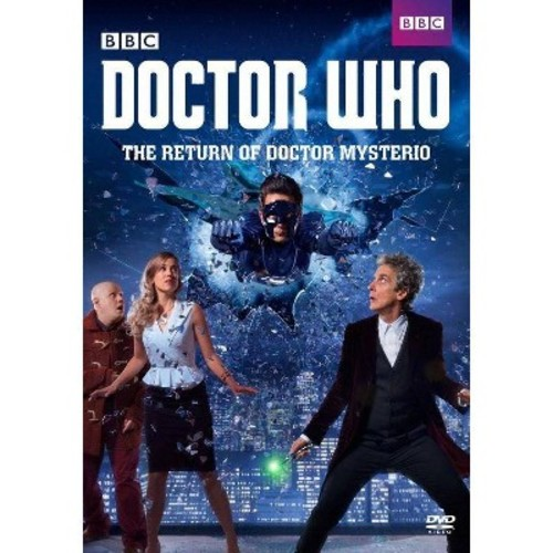 Doctor Who:Return Of Doctor Mysterio (DVD)