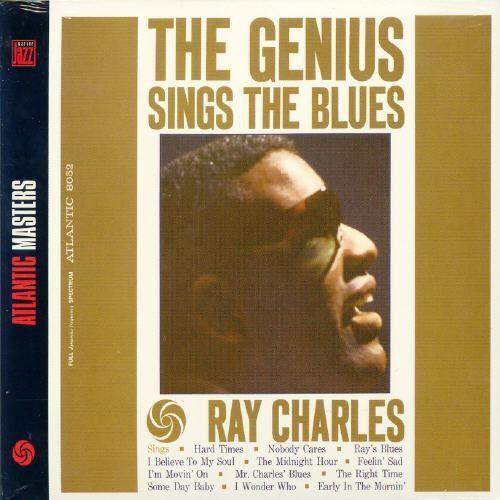 The Genius Sings the Blues [CD]