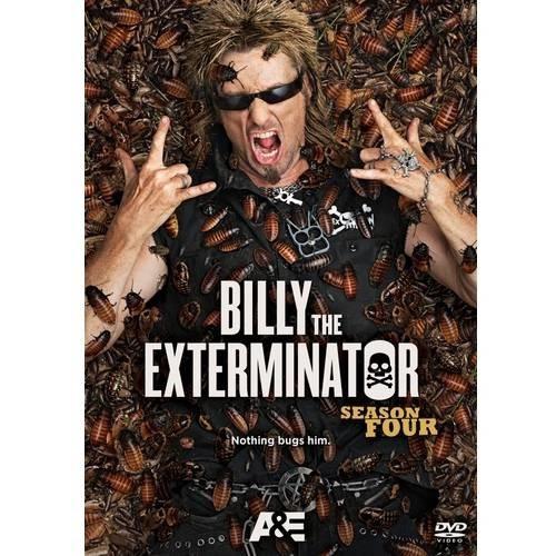 Billy the Exterminator: Season Four [2 Discs] [DVD]