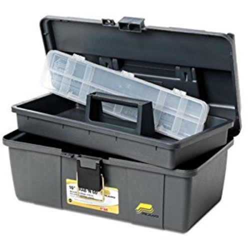 Plano 452-006 Grab-N-Go 16-Inch Tool Box with Tray [16-Inch]