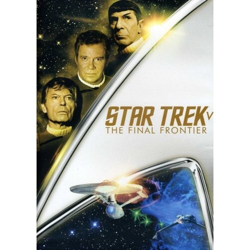 Star Trek V: The Final Frontier [DVD] [1989]