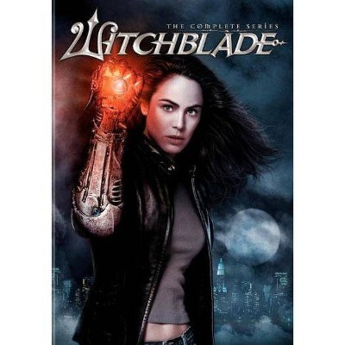 Witchblade:Complete series (DVD)