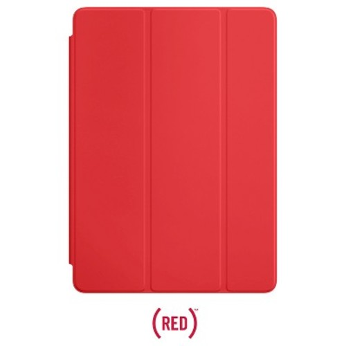Apple - Smart Cover for 9.7-inch iPad Pro - Red