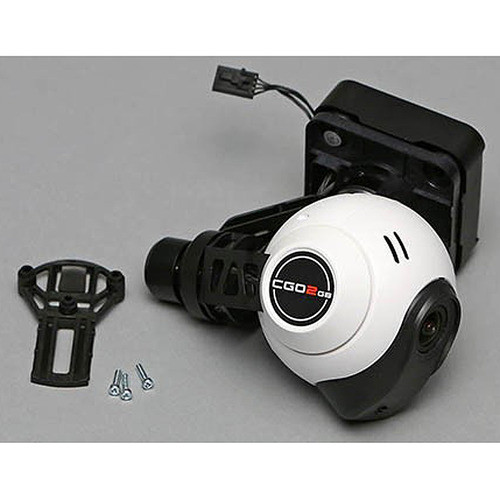 Yuneec CGO2+ 3-Axis Gimbal Camera w/5.8GHz Digital Video Downlink, US