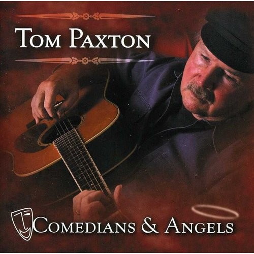 Comedians & Angels [CD]