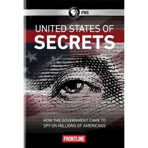 Frontline: United States of Secrets [DVD] [2014]