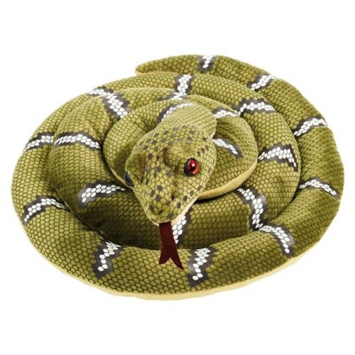 Lelly National Geographic Snake Plush