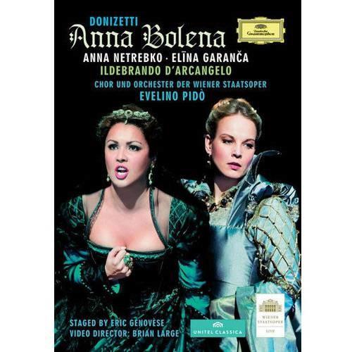 Donizetti: Anna Bolena [Blu-Ray Disc]
