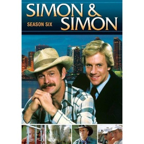 Simon & Simon:Season Six (DVD)