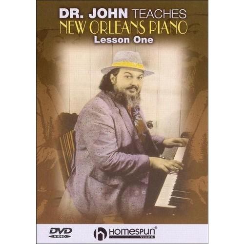 Dr.John Teaches New Orleans Piano-Lesson 1