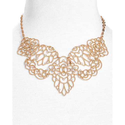 Brielle Statement Necklace, 16